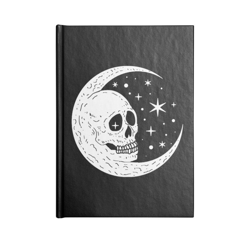 Cosmic Skull Accessories Notebook by nikolking's Artist Shop