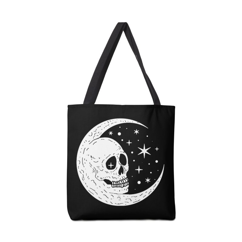 Cosmic Skull Accessories Bag by nikolking's Artist Shop