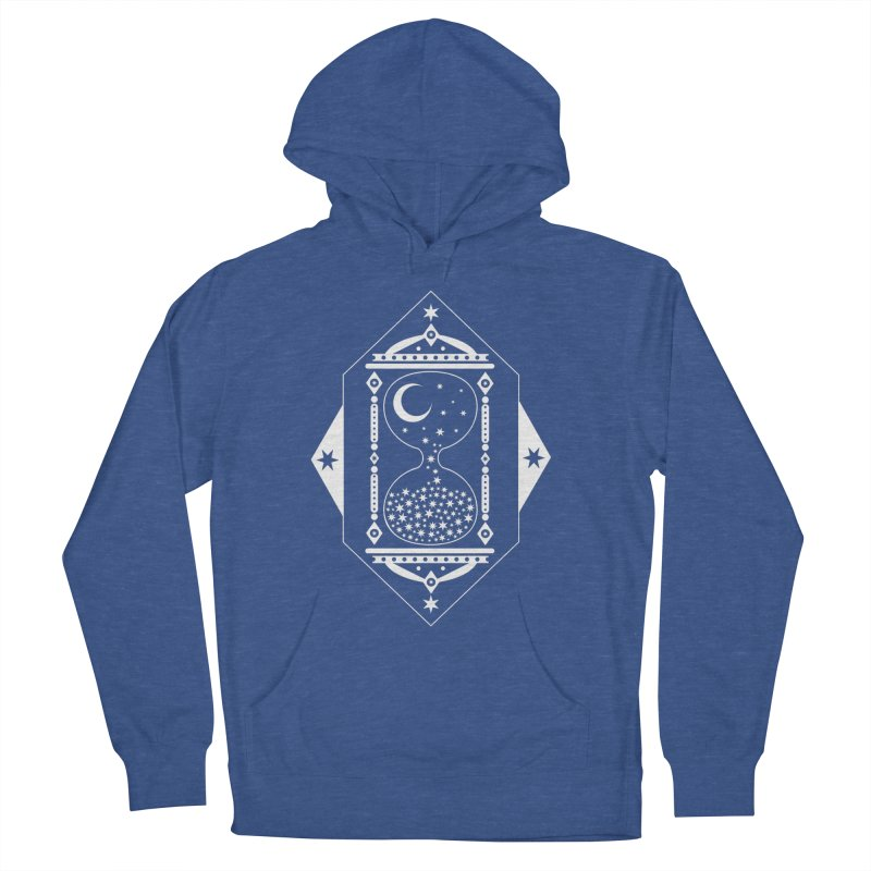 The Hours Glass Women's Pullover Hoody by nikolking's Artist Shop