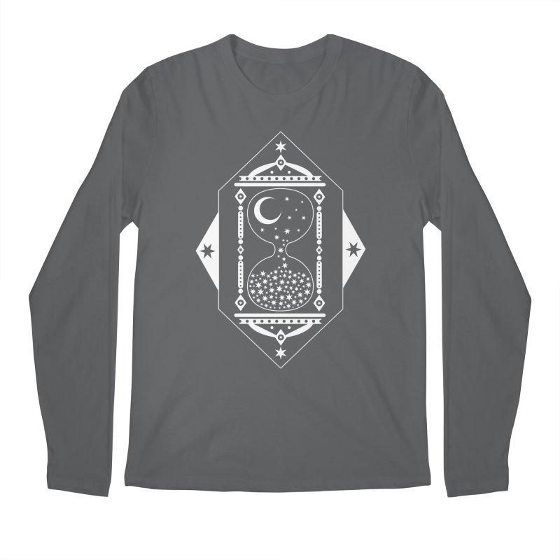 The Hours Glass Men's Longsleeve T-Shirt by nikolking's Artist Shop