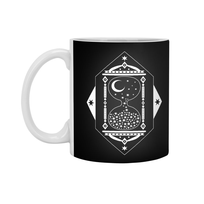 The Hours Glass Accessories Mug by nikolking's Artist Shop
