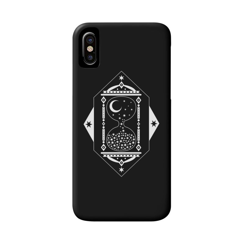 The Hours Glass Accessories Phone Case by nikolking's Artist Shop