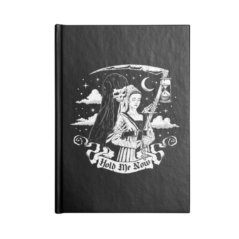 Hold Me Now Accessories Notebook by nikolking's Artist Shop