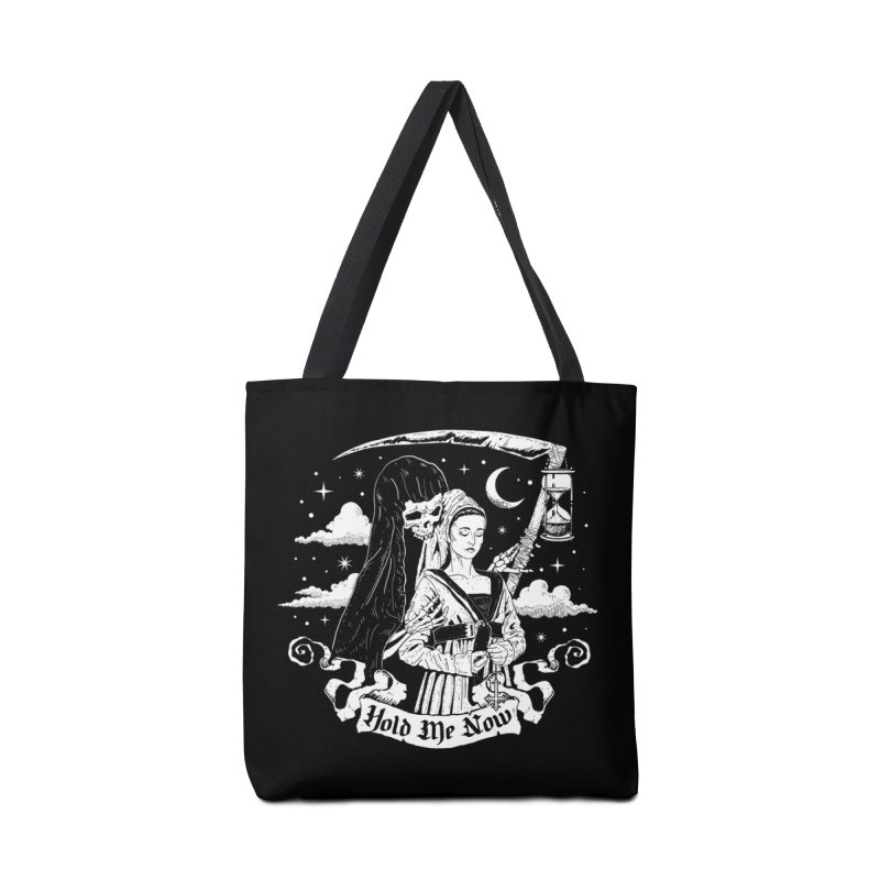 Hold Me Now Accessories Bag by nikolking's Artist Shop