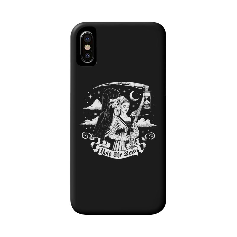 Hold Me Now Accessories Phone Case by nikolking's Artist Shop