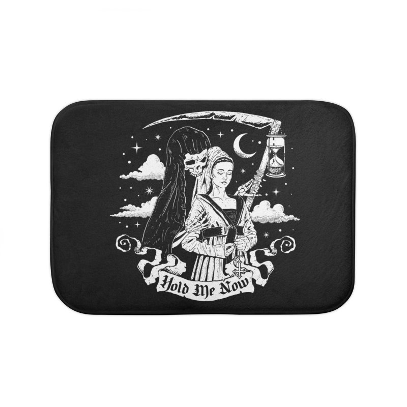 Hold Me Now Home Bath Mat by nikolking's Artist Shop