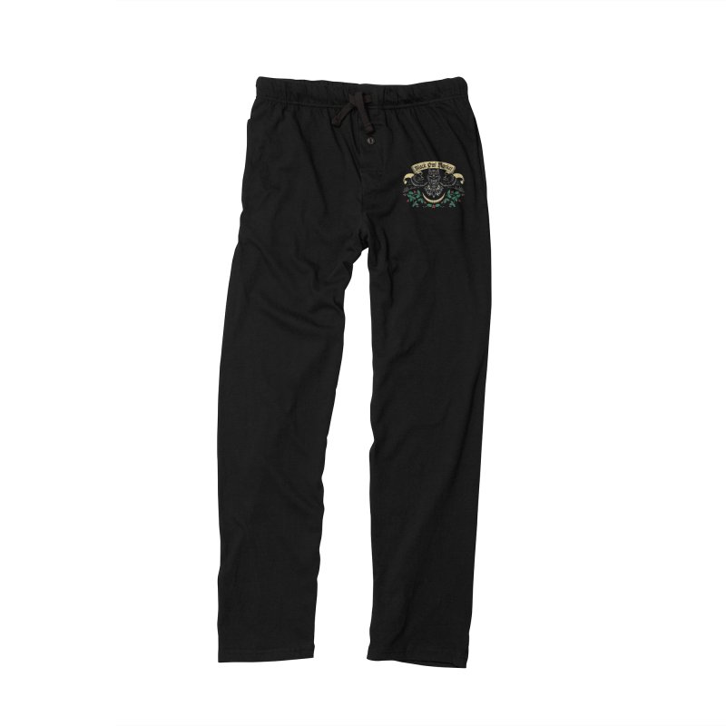 Black Owl Market Men's Lounge Pants by nikolking's Artist Shop