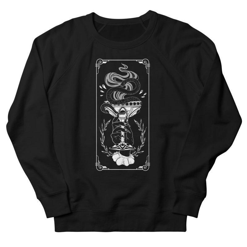 Chalice Men's Sweatshirt by nikolking's Artist Shop