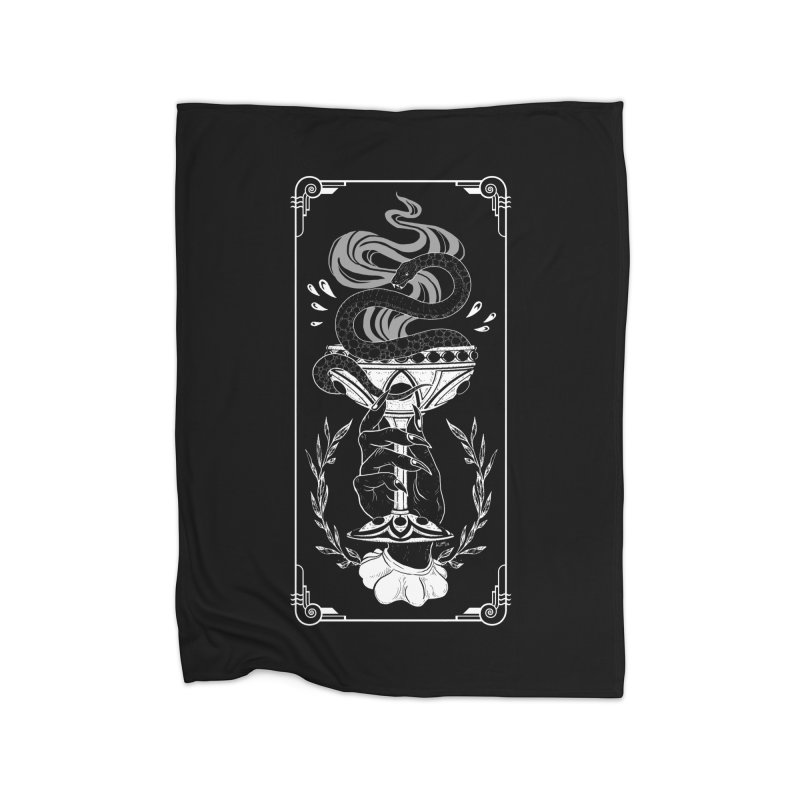 Chalice Home Blanket by nikolking's Artist Shop