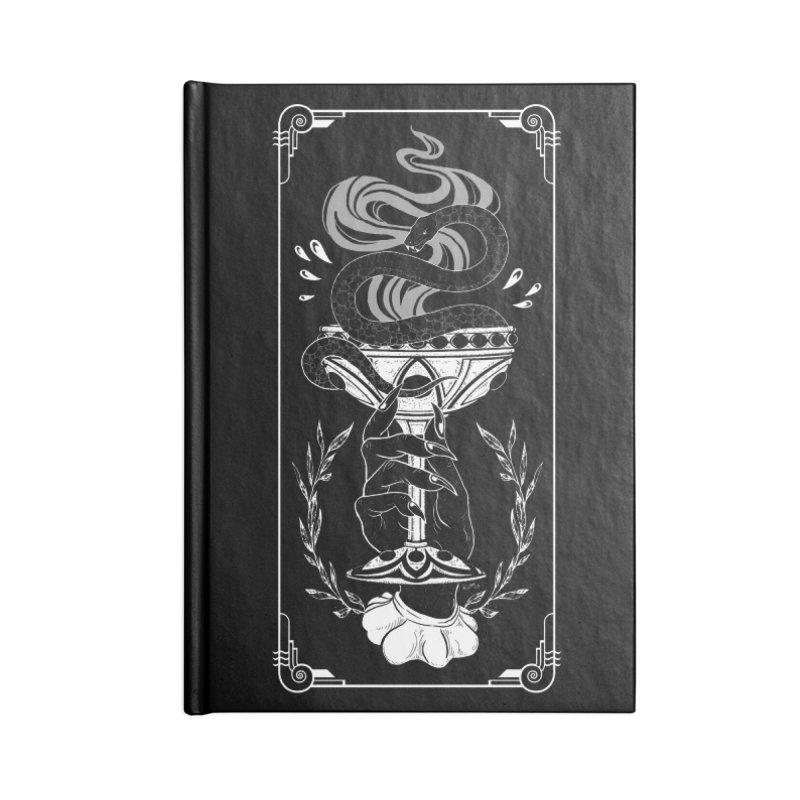 Chalice Accessories Notebook by nikolking's Artist Shop