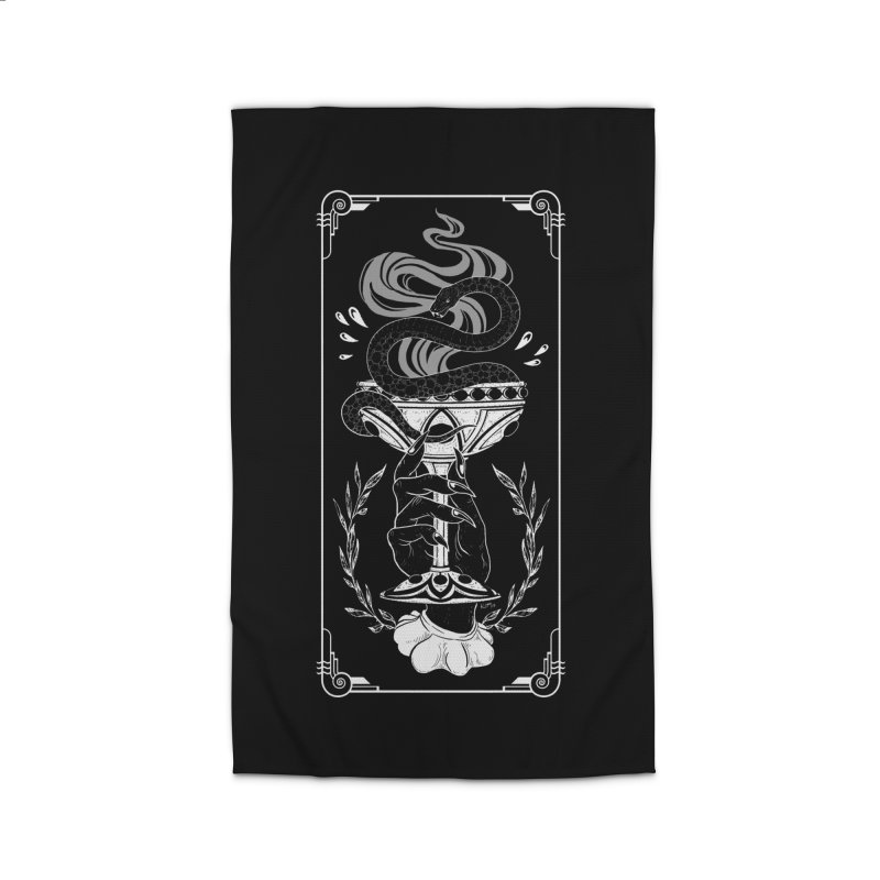Chalice Home Rug by nikolking's Artist Shop