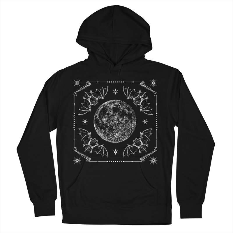Night Ritual Men's Pullover Hoody by nikolking's Artist Shop