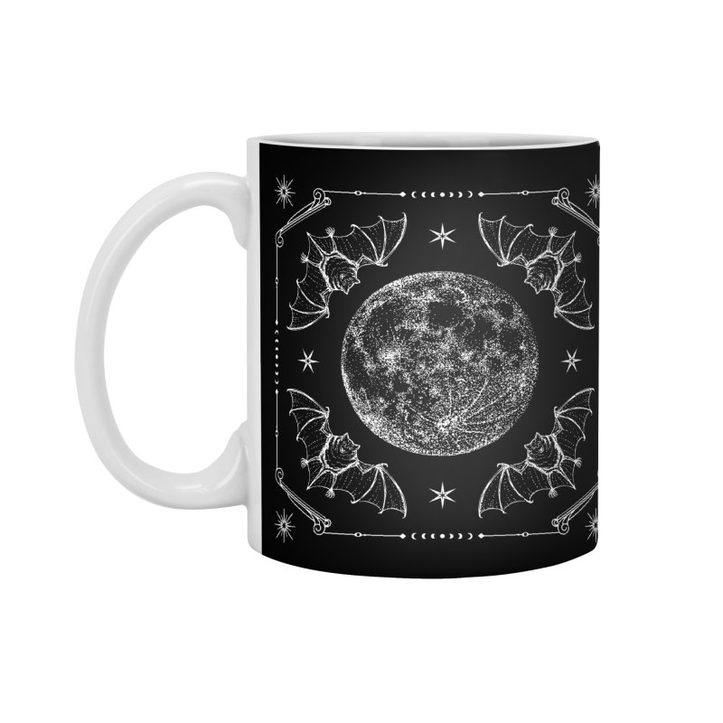 Night Ritual Accessories Mug by nikolking's Artist Shop