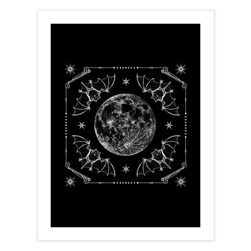 Night Ritual Home Fine Art Print by nikolking's Artist Shop