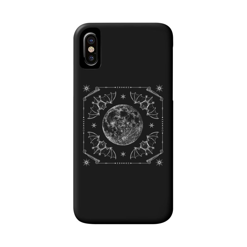 Night Ritual Accessories Phone Case by Nikol King's Artist Shop