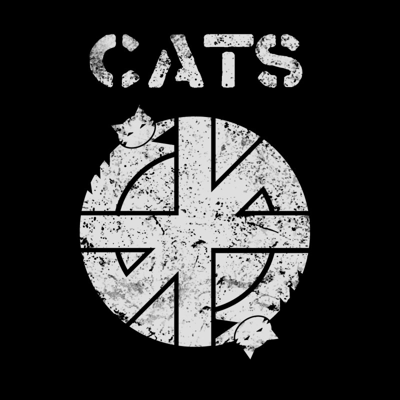 CRASS CATS Men's T-Shirt by Nikol King's Artist Shop