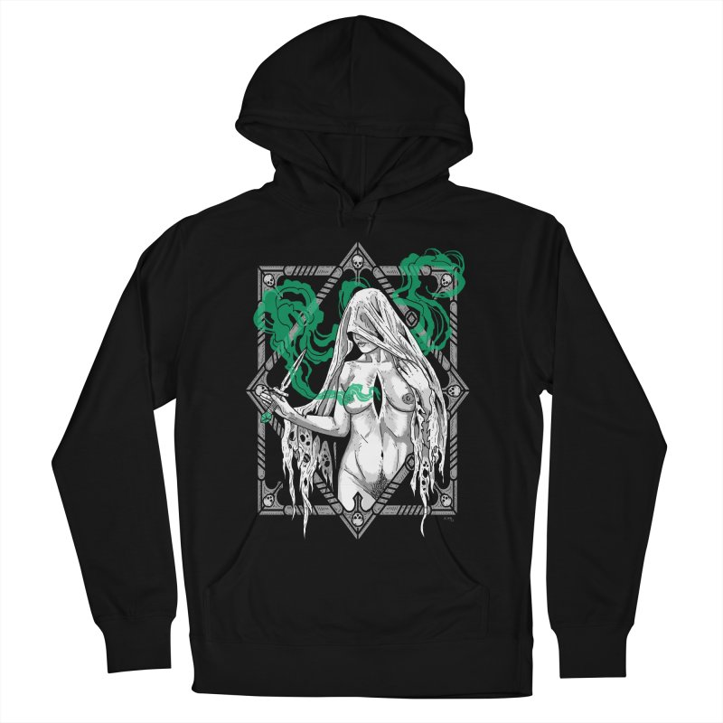 Melancholy Men's Pullover Hoody by nikolking's Artist Shop