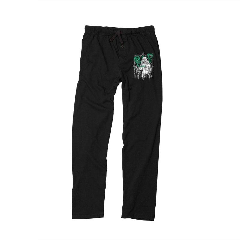 Melancholy Women's Lounge Pants by nikolking's Artist Shop