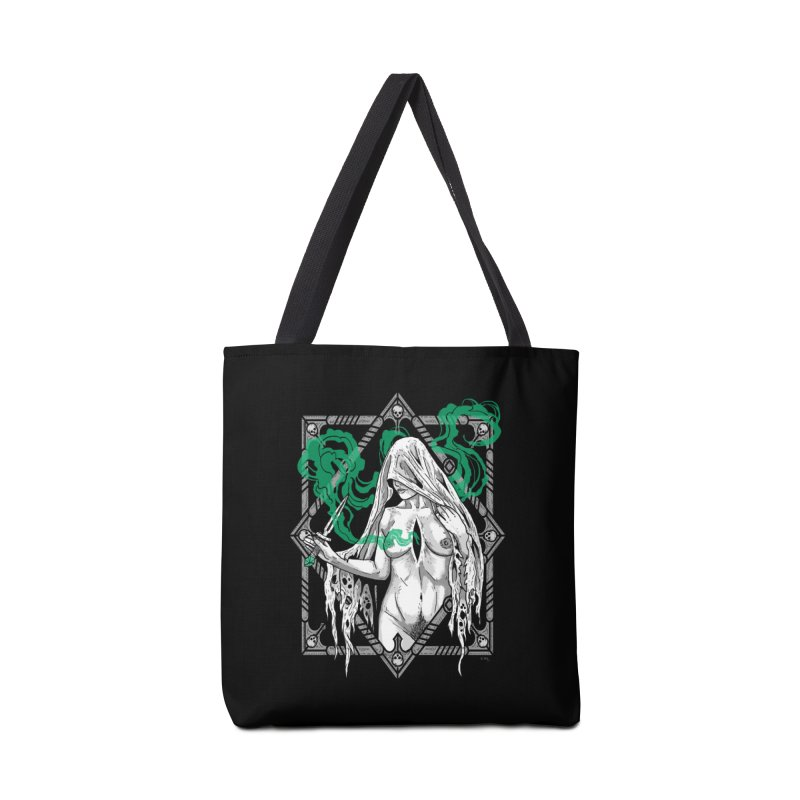 Melancholy Accessories Bag by Niko L King's Artist Shop