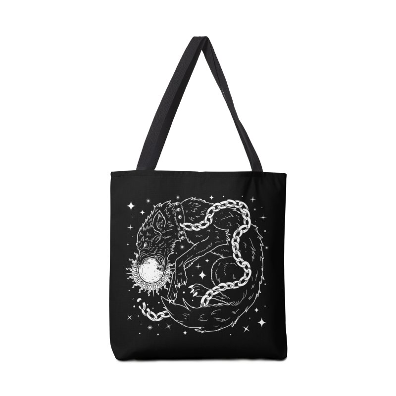 Fenrir Accessories Bag by nikolking's Artist Shop