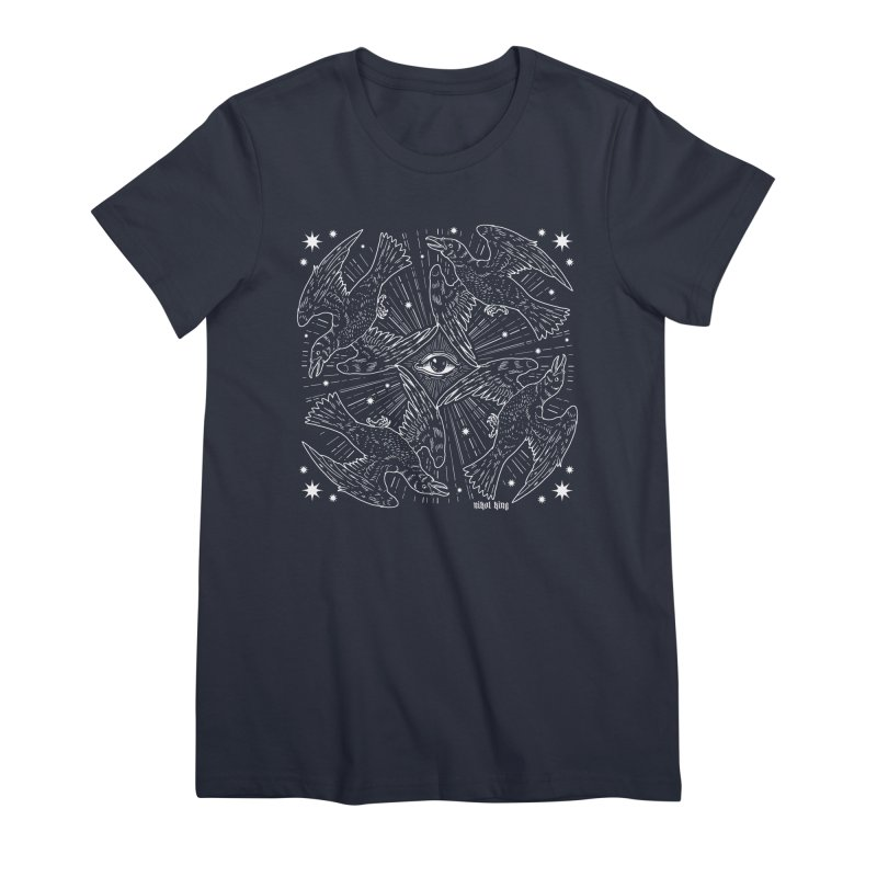 PROVIDENCE Women's Premium T-Shirt by Niko L King's Artist Shop
