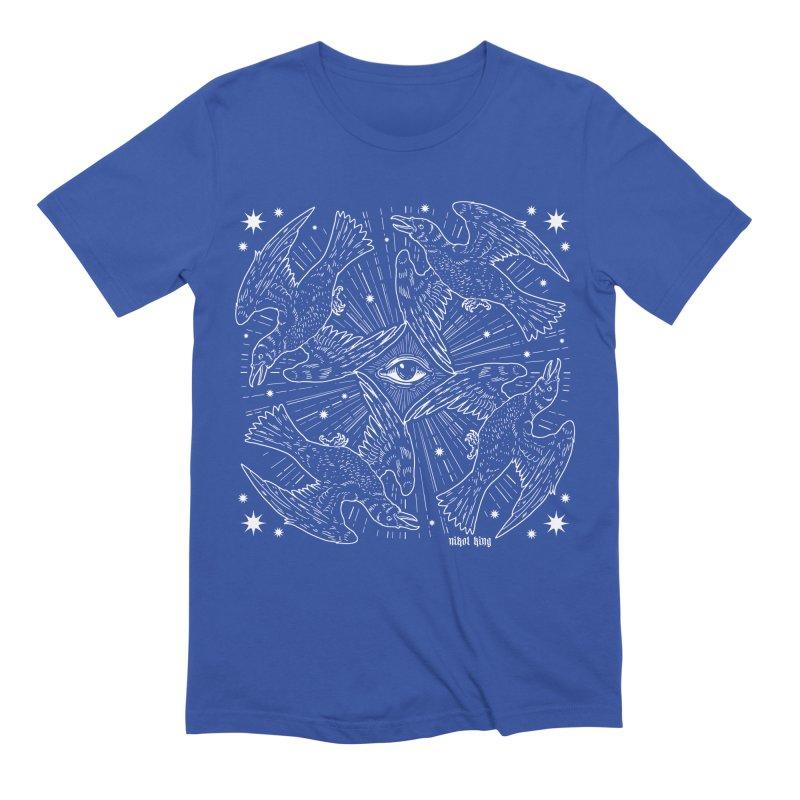 PROVIDENCE Men's Extra Soft T-Shirt by nikolking's Artist Shop