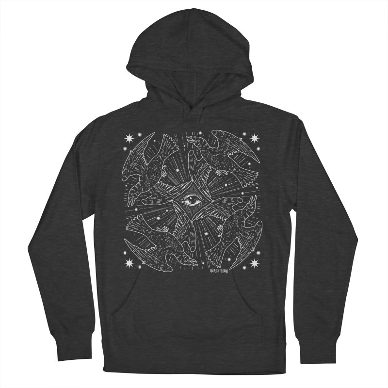 PROVIDENCE Men's French Terry Pullover Hoody by nikolking's Artist Shop