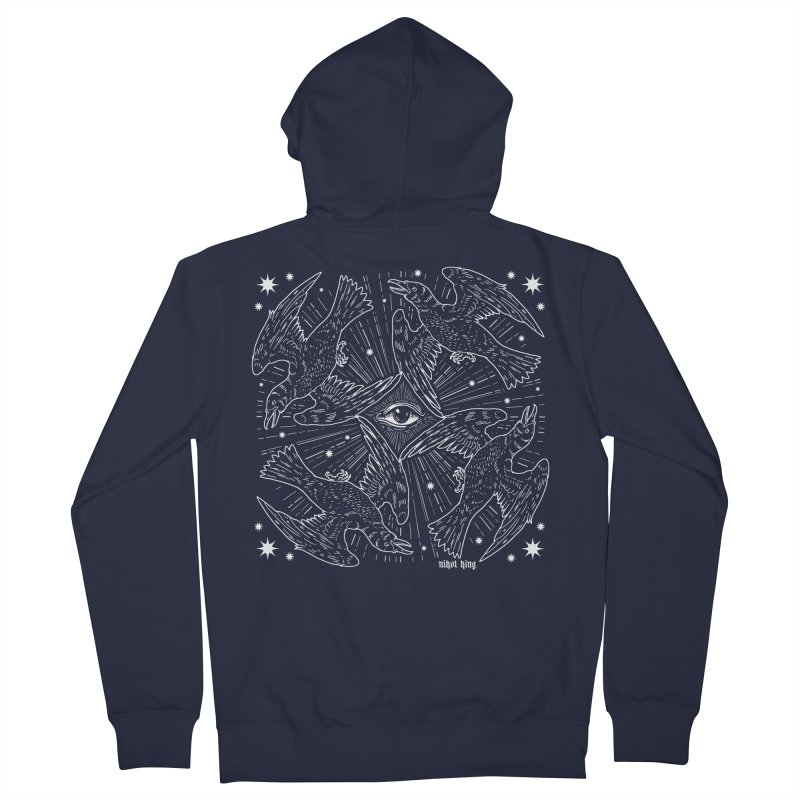 PROVIDENCE Women's Zip-Up Hoody by Nikol King's Artist Shop