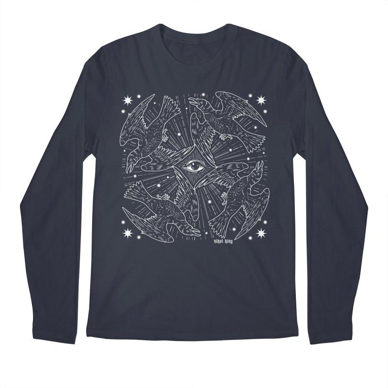 PROVIDENCE Men's Regular Longsleeve T-Shirt by Nikol King's Artist Shop