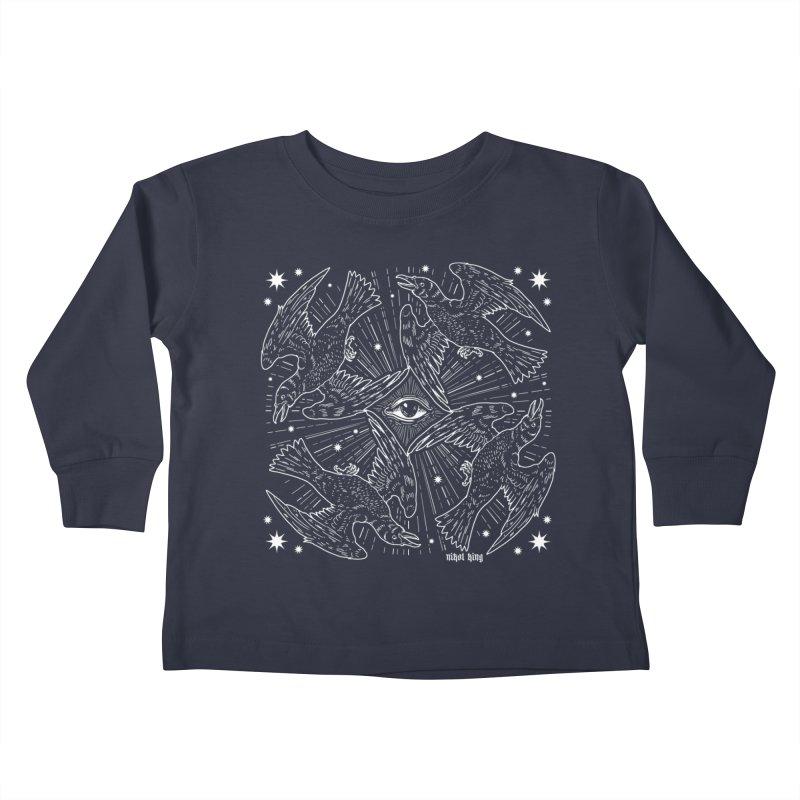 PROVIDENCE Kids Toddler Longsleeve T-Shirt by Niko L King's Artist Shop