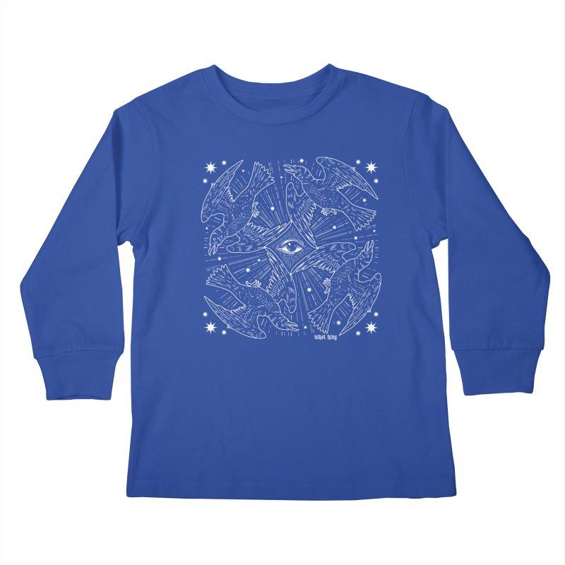 PROVIDENCE Kids Longsleeve T-Shirt by nikolking's Artist Shop