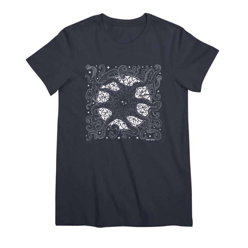 STAR SPAWN Women's Premium T-Shirt by nikolking's Artist Shop