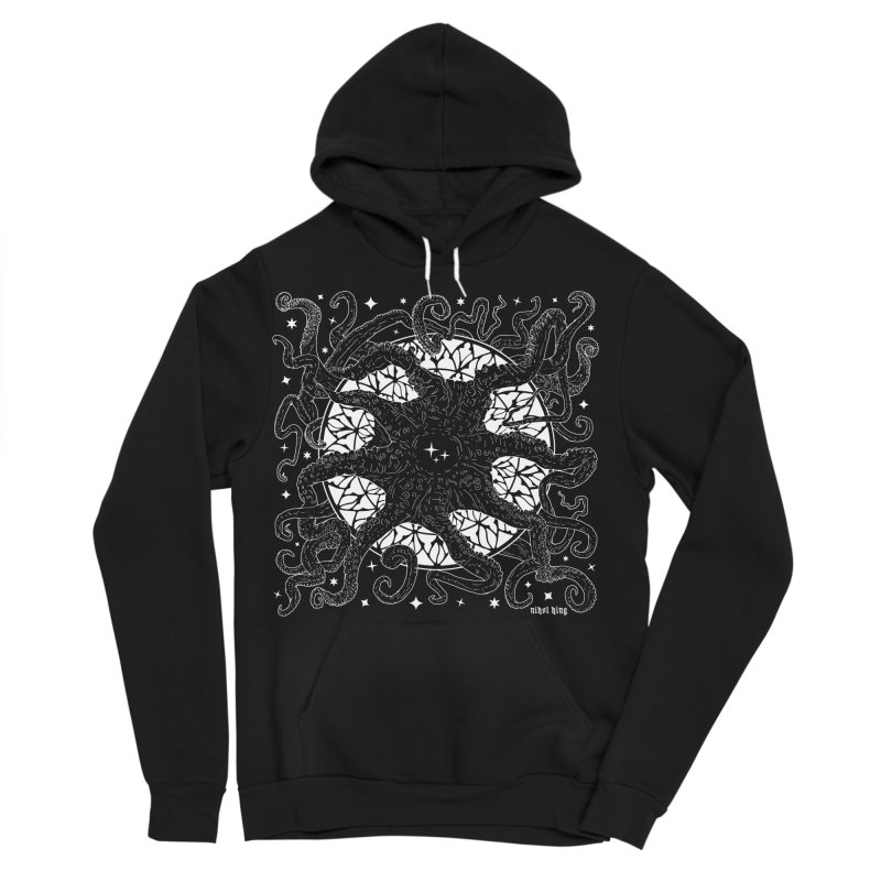 STAR SPAWN Men's Sponge Fleece Pullover Hoody by Nikol King's Artist Shop