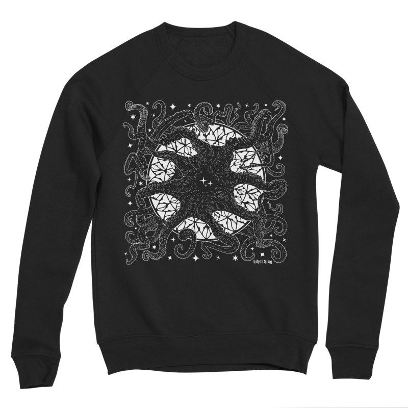 STAR SPAWN Men's Sponge Fleece Sweatshirt by Nikol King's Artist Shop