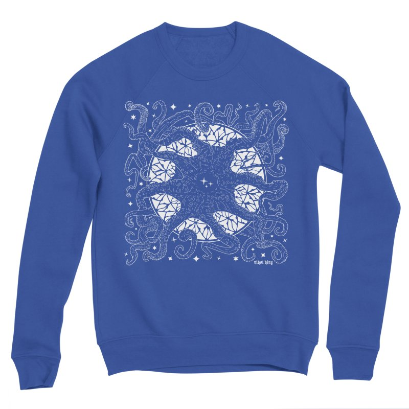 STAR SPAWN Men's Sponge Fleece Sweatshirt by Nikol King's Artist Shop