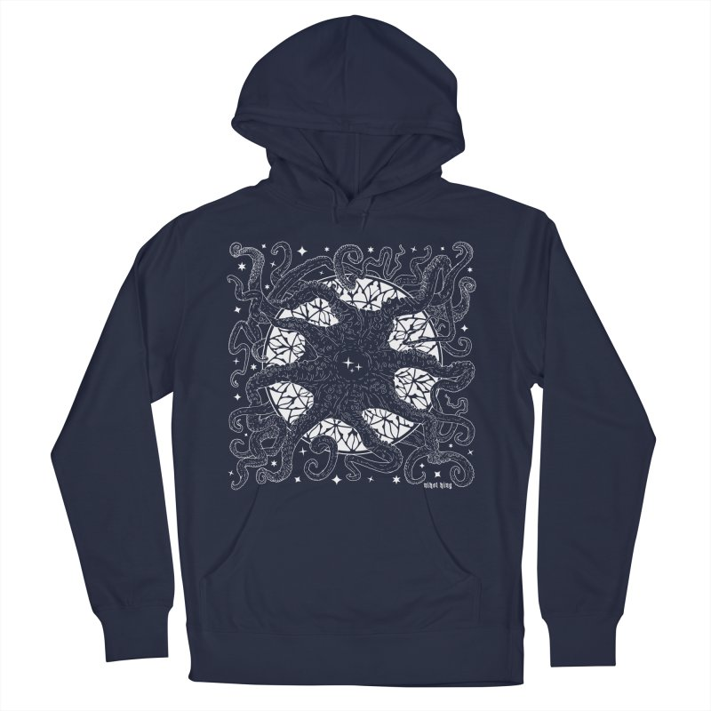STAR SPAWN Men's French Terry Pullover Hoody by nikolking's Artist Shop