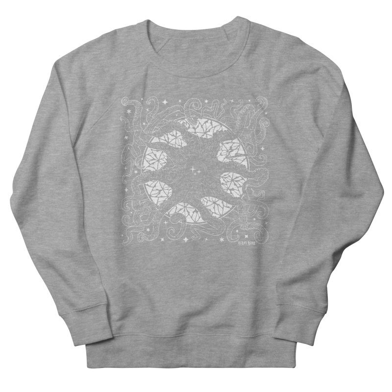 STAR SPAWN Men's French Terry Sweatshirt by Niko L King's Artist Shop