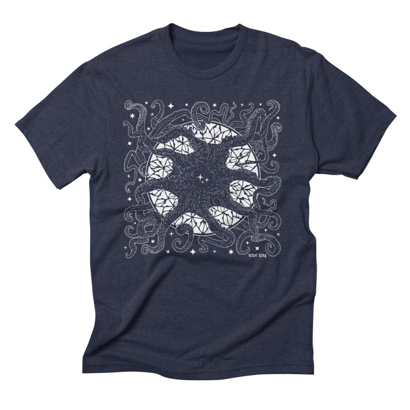 STAR SPAWN Men's Triblend T-Shirt by Nikol King's Artist Shop