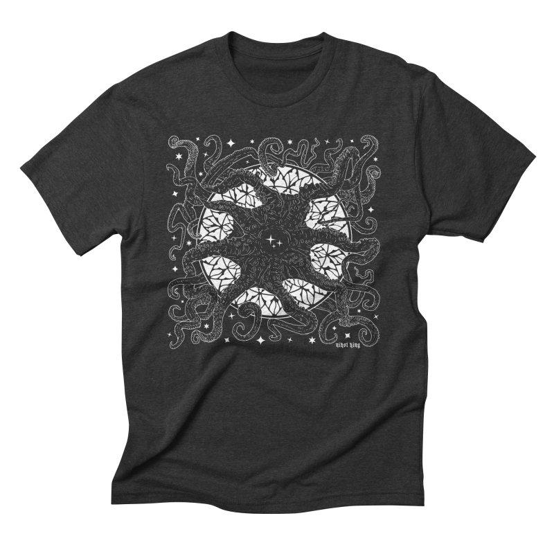 STAR SPAWN Men's Triblend T-Shirt by Niko L King's Artist Shop