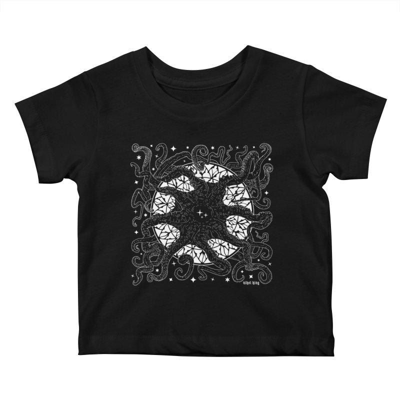 STAR SPAWN Kids Baby T-Shirt by Nikol King's Artist Shop