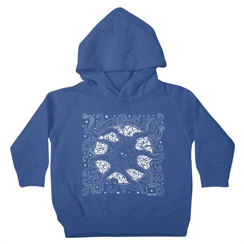 STAR SPAWN Kids Toddler Pullover Hoody by nikolking's Artist Shop