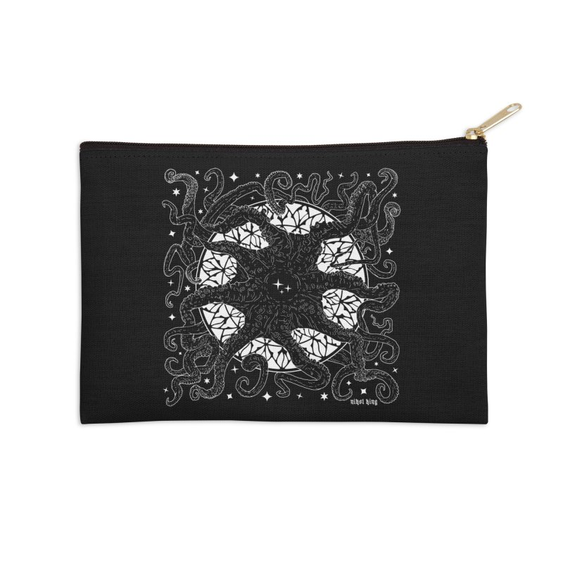 STAR SPAWN Accessories Zip Pouch by Nikol King's Artist Shop