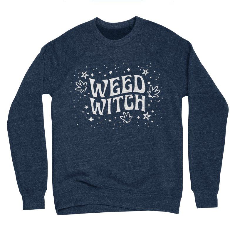 Weed Witch Women's Sweatshirt by Nikol King's Artist Shop