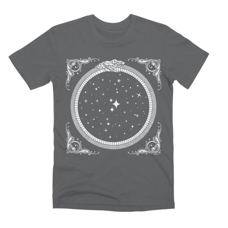 The Serpent & Stars Men's Premium T-Shirt by Nikol King's Artist Shop