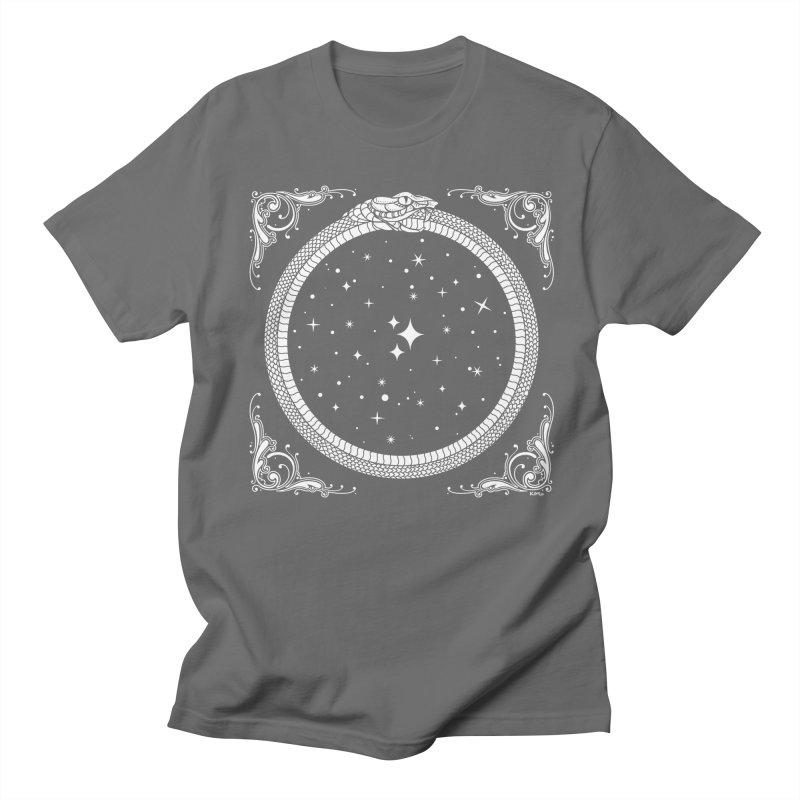 The Serpent & Stars Women's Regular Unisex T-Shirt by Nikol King's Artist Shop