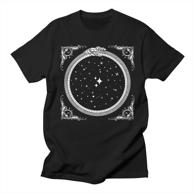 The Serpent & Stars Women's Regular Unisex T-Shirt by Nikol King's Artist Shop