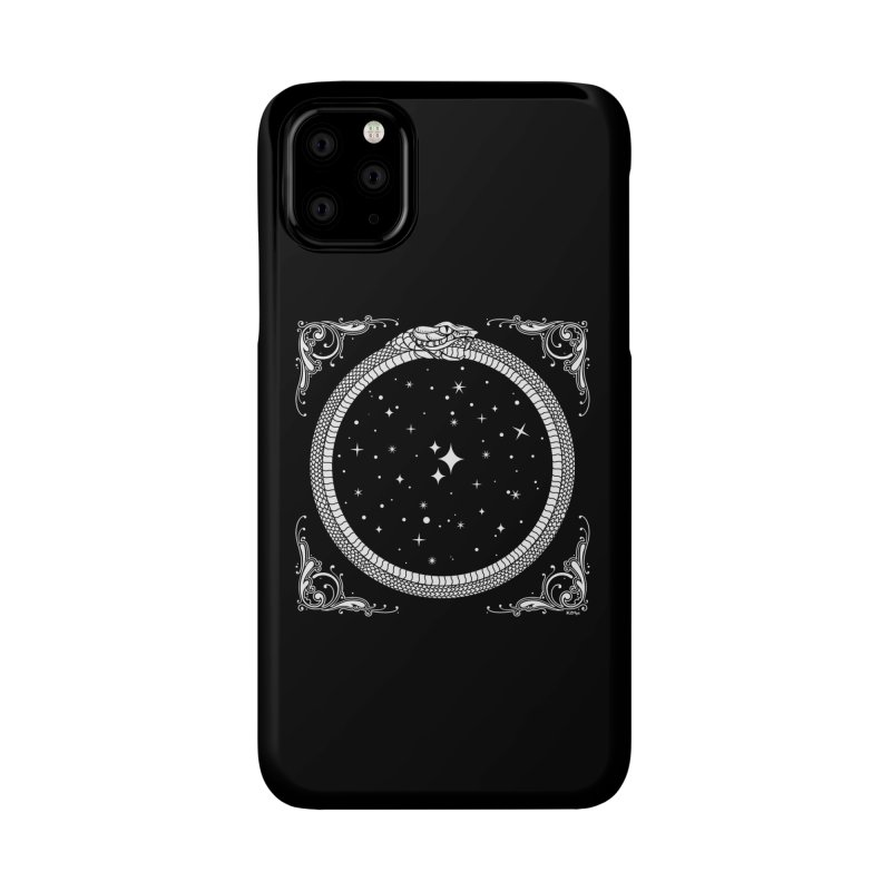 The Serpent & Stars Accessories Phone Case by Nikol King's Artist Shop