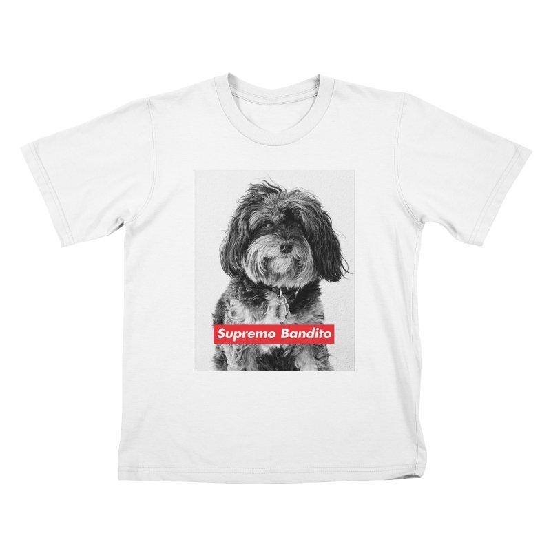 Supremo Bandito Kids T-shirt by nikson's Artist Shop