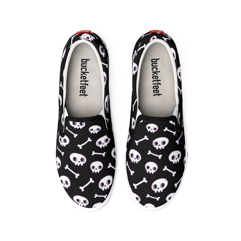 Cute Skulls | Nikury Women's Shoes by Nikury