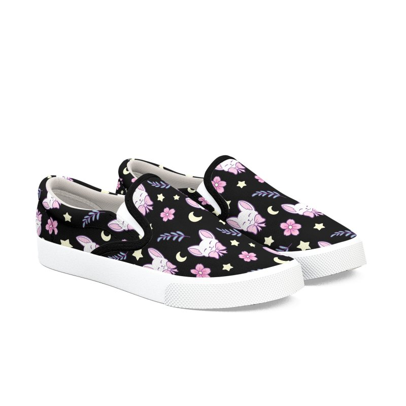 Sakura Cat  | Nikury Women's Shoes by Nikury